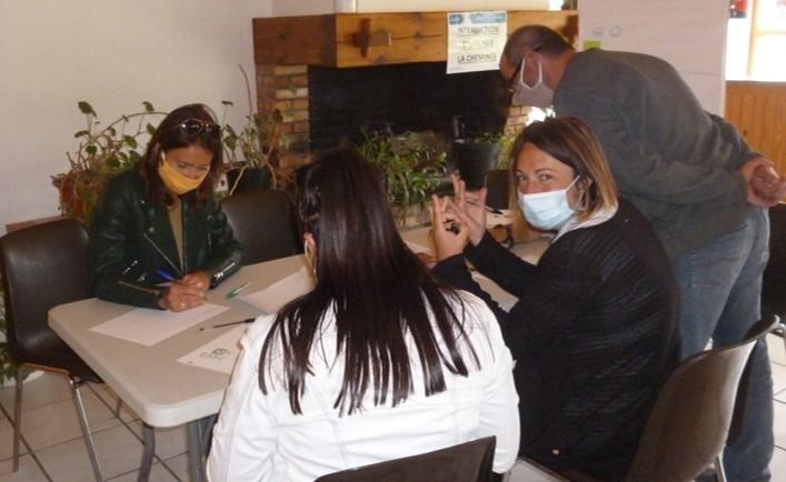Atelier participatif en AMU